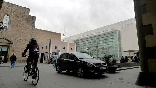 Изображение 4. Барселона: общественные пространства.. Изображение № 6.