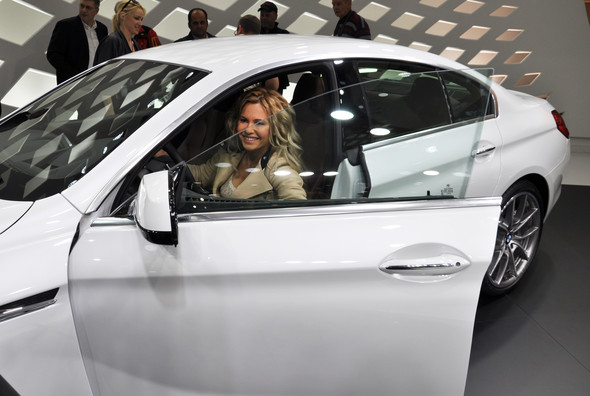 Natalia Freidina at 82nd Geneva International Motor Show. Изображение № 22.