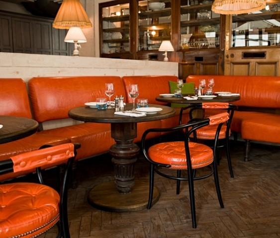 Место есть: Новые рестораны в главных городах мира. Изображение № 97.
