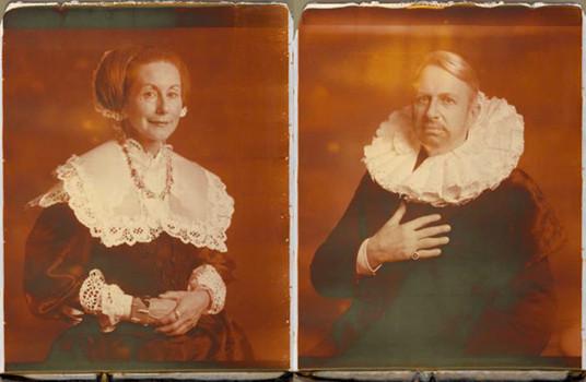 20 фотоальбомов со снимками «Полароид». Изображение №76.