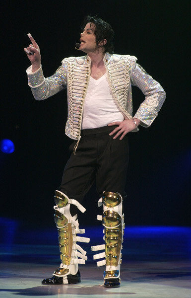 Michael Jackson, fashion icon. Изображение № 3.