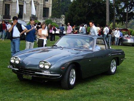 Lamborghini 400 GT22. Изображение № 4.