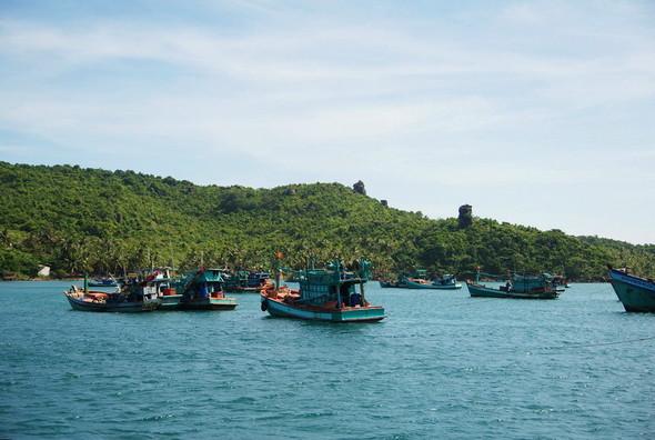 Я зимую на острове Фукуок. Вьетнам. Изображение № 34.
