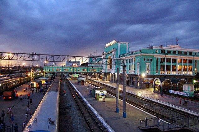 Вокзал Новосибирска. Изображение № 1.