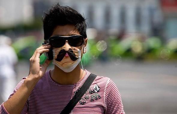Мексиканцы прошлись юмором по«свиному гриппу». Изображение № 5.