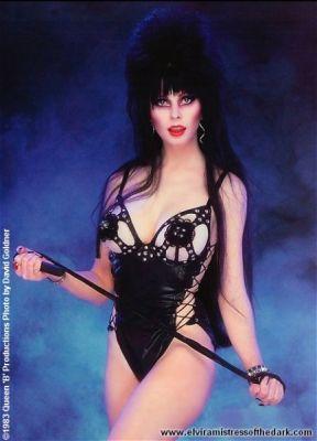 Немного оженщинах – Elvira, Mistress OfThe Dark. Изображение № 1.