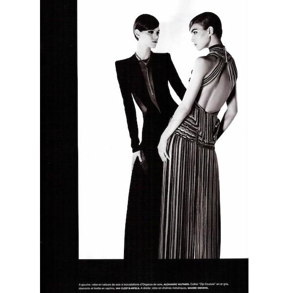 Изображение 12. Съемки: Dazed & Confused, Numero и Vogue.. Изображение № 12.