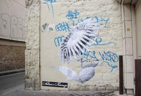 «Месть природы» наулицах Парижа. Изображение № 2.