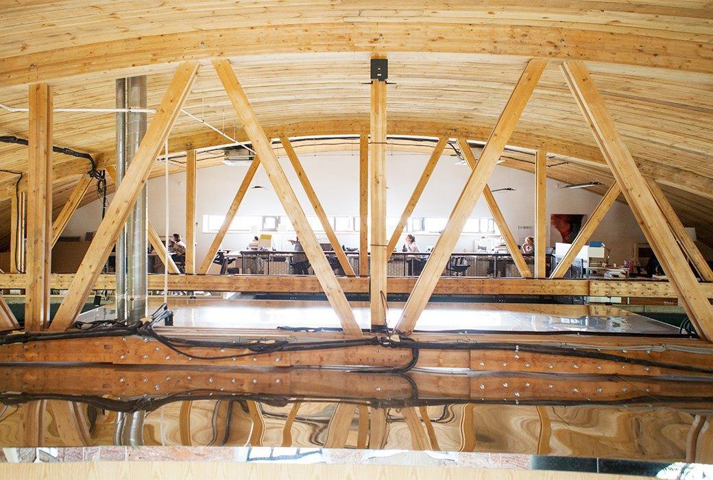 Офис Центра «Гараж». Изображение № 28.