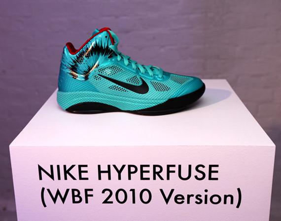 Изображение 7. Презентация коллекции Nike Sportswear ОсеньЗима 2011.. Изображение № 4.