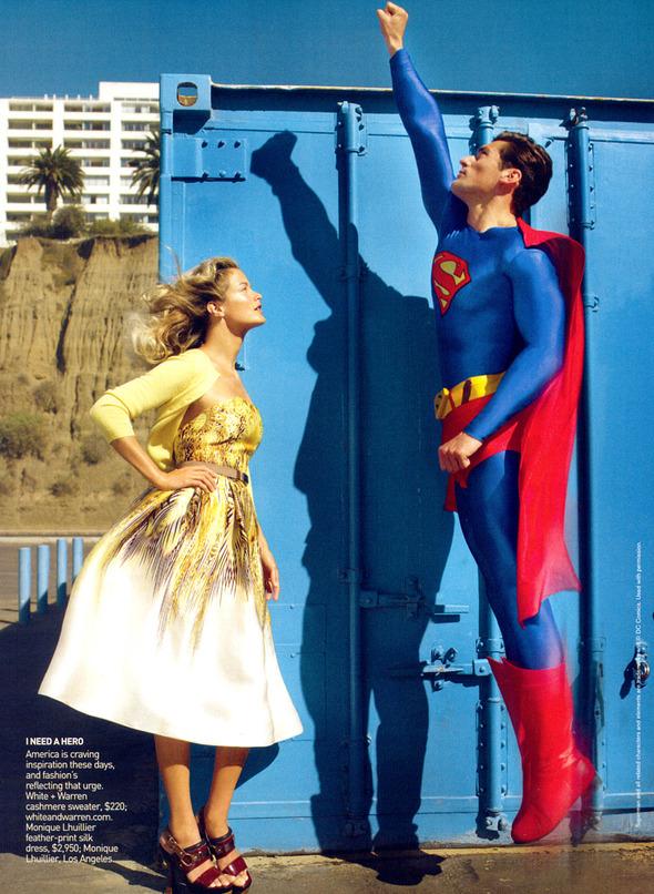 Супергерои в фотосъемках: 8 историй о тайне, подвигах и спасениях. Изображение № 49.