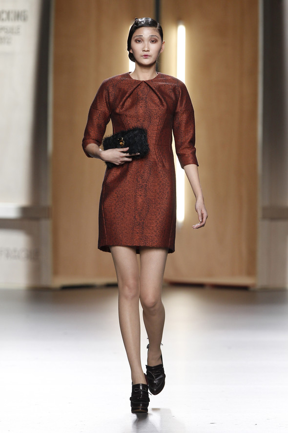Madrid Fashion Week A/W 2012: Ana Locking. Изображение № 11.