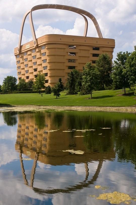 Топ-10 самых необычных зданий в мире. Изображение №5.