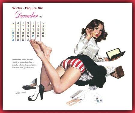 Изображение 7. Esquire встиле pin-up.. Изображение № 3.