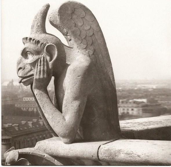 Фотографии старого Парижа. Изображение № 13.