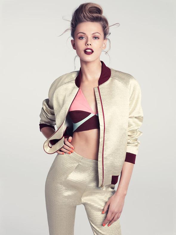 Лукбук: Фрида Густавссон для H&M Summer 2012. Изображение № 1.