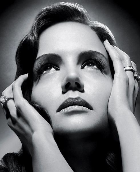 Кэти Холмс иТом Круз дляT Style Magazine (NY Times. 2008). Изображение № 5.