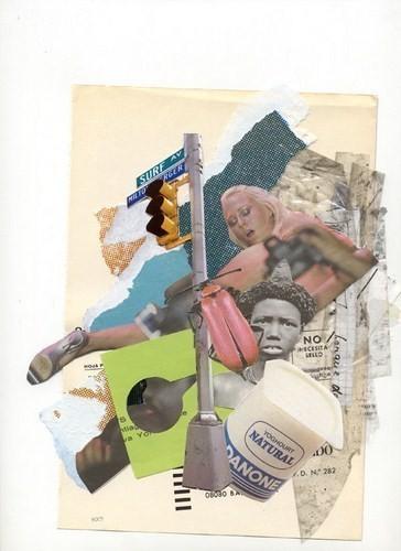 Изображение 57. Выставка: International Weird Collage Show.. Изображение № 57.