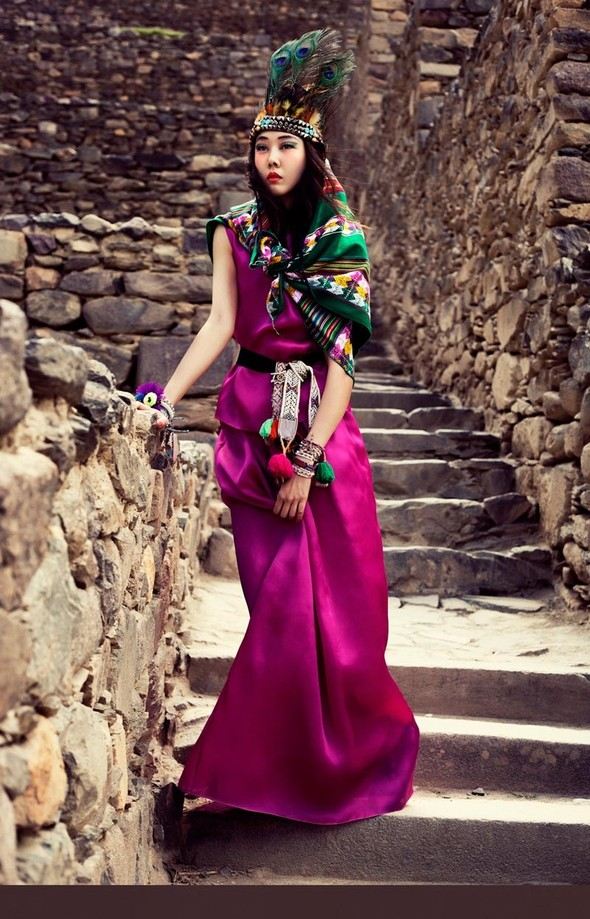 Новые съемки: Vogue, 25 Magazine, Exit. Изображение № 12.