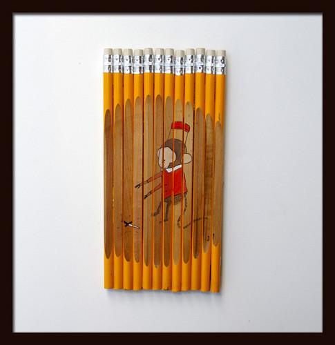 Pencil Sets. Изображение № 18.