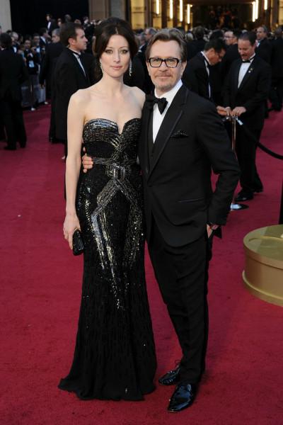 «Оскар»-2012: Красная дорожка. Изображение № 34.
