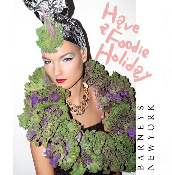 Лукбуки: Alexander McQueen, Barneys и Lauren Moffatt. Изображение № 35.