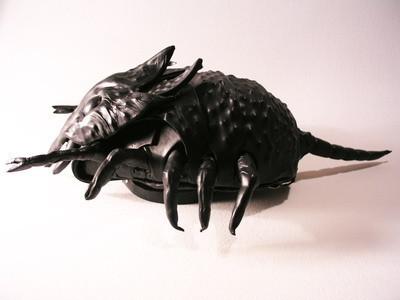 Увас дракон наспине. Изображение № 42.
