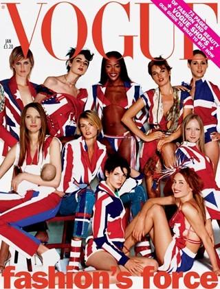 История глазами обложки Vogue (Британия). Изображение № 64.