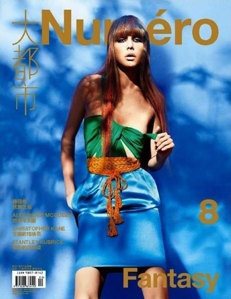 Коллекция Gucci SS 2011 появилась на 50 обложках журналов. Изображение № 50.