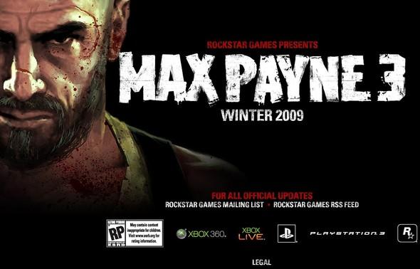 MaxPayne 3. Изображение № 1.
