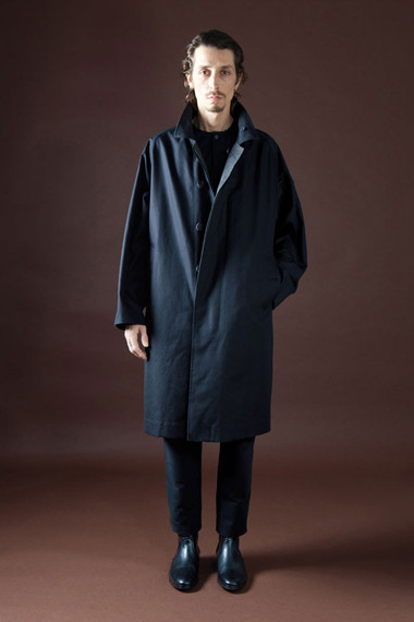 Лукбук: Christophe Lemaire 2012 Fall/Winter. Изображение № 8.