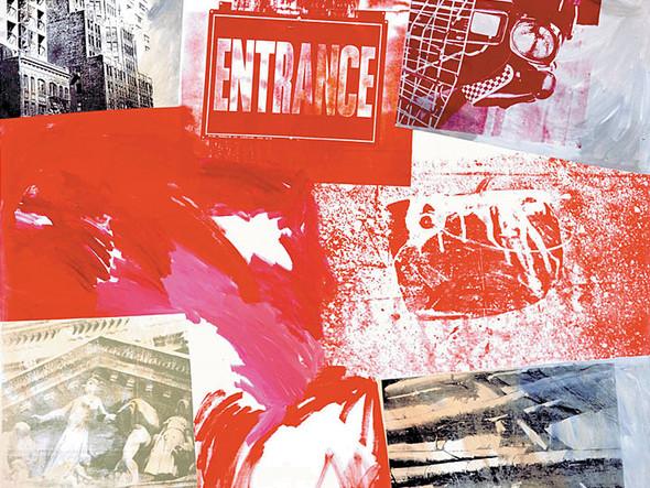 Выставка современного искусства «ВСТРЕЧА ДВУХ МИРОВ: Из коллекции Renault ART». Изображение № 5.