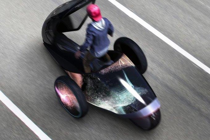 Toyota представила концепт-кар, «читающий» настроение водителя. Изображение № 1.