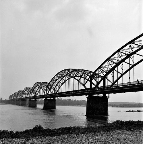 20 черно-белых фотографий мостов совсего мира. Изображение № 18.