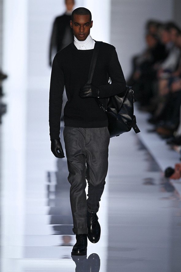 Berlin Fashion Week A/W 2012: Hugo by Hugo Boss. Изображение № 5.