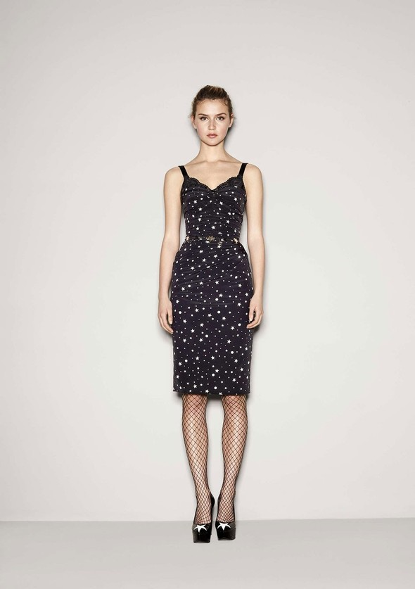 Лукбук: Dolce & Gabbana FW 2011 Women's. Изображение № 77.