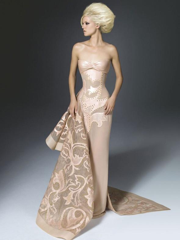 Лукбук: Atelier Versace FW 2011. Изображение № 11.