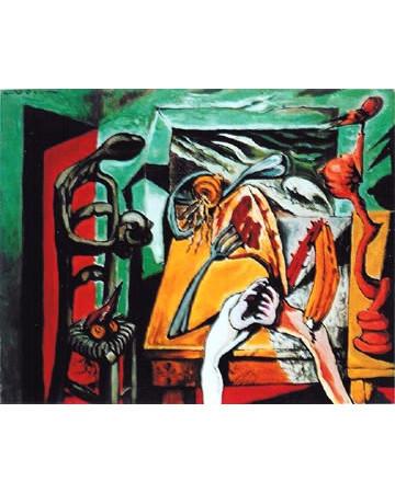 Гид по сюрреализму. Изображение №59.