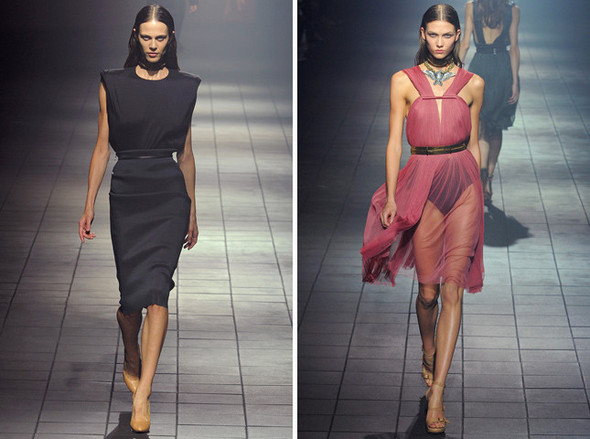 Показы Paris Fashion Week SS 2012: День 4. Изображение № 10.