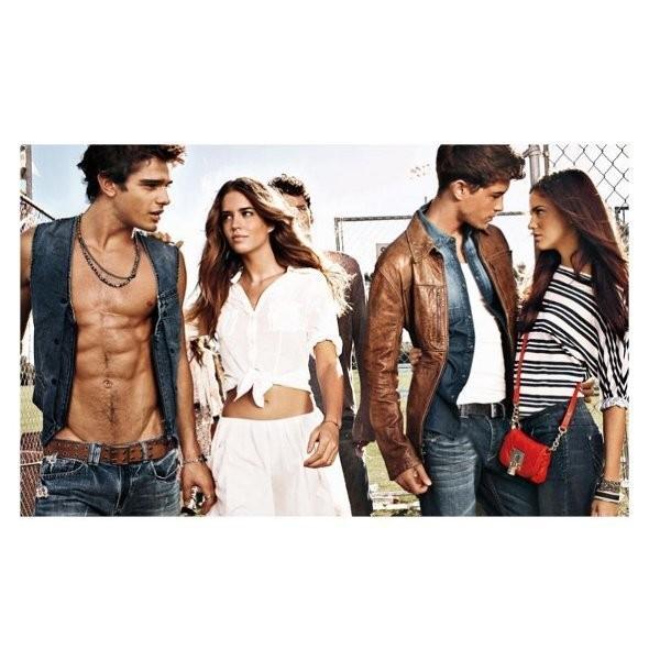 Кампании: Armani Exchange, Gap и H&M. Изображение № 9.