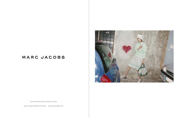 Кампания: Marc Jacobs SS 2012. Изображение № 6.