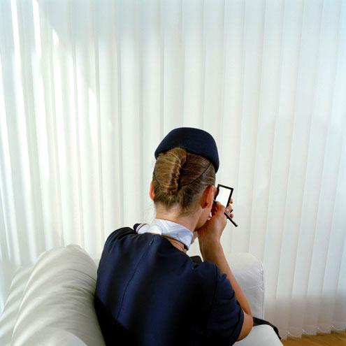 Стюардессы глазами фотографа Брайана Финке. Изображение № 12.