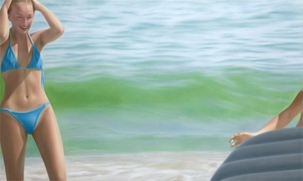 Солнечная живопись Каси Домански. Изображение № 3.