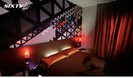 Отель-магазин синдивидуальной отделкой каждого номера. Изображение № 14.