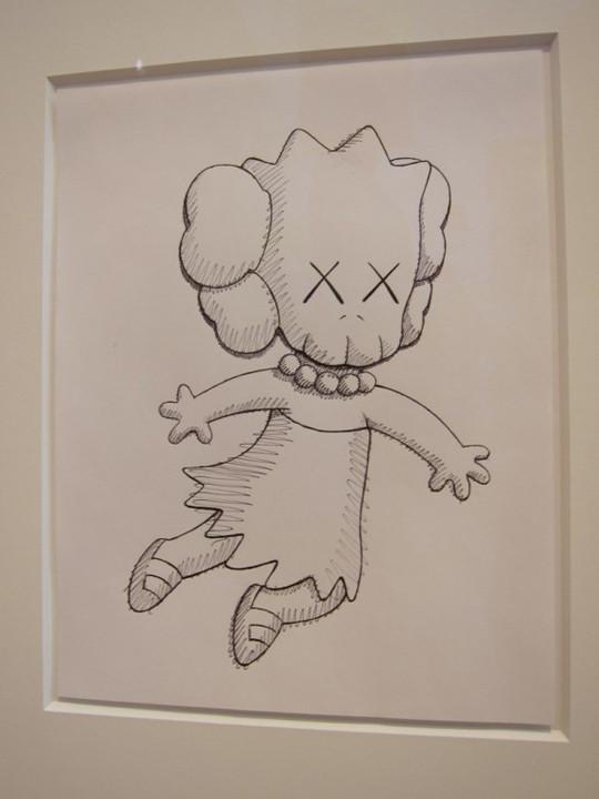 Выставка художника и дизайнера KAWS. Изображение № 20.