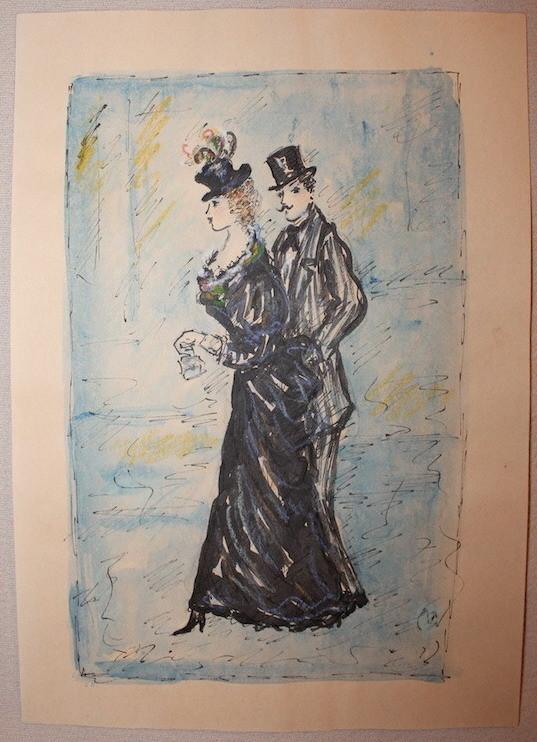 Универсальный художник - В.И. Соболевский. Изображение № 1.
