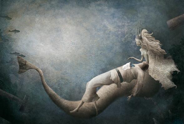 Luis Gabriel Pacheco - художник-иллюстратор. Изображение № 9.