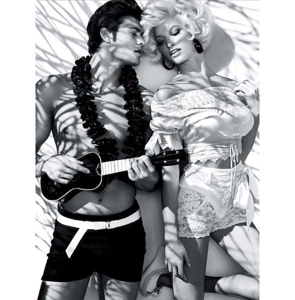 Изображение 64. Рекламные кампании: Chanel, Donna Karan, Stella McCartney и другие.. Изображение № 63.