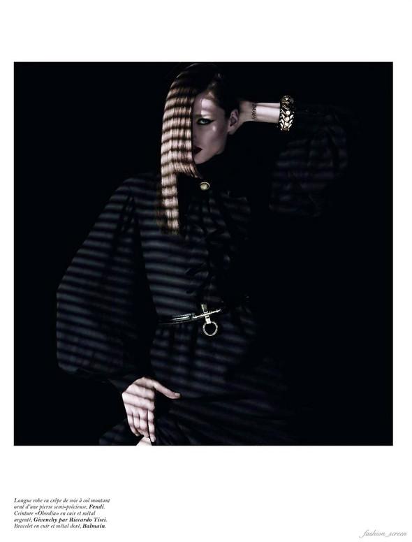 Съёмка: Кармен Педару в объективе Эди Слимана. Изображение № 7.