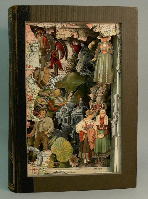 Книжные работы Alexander Korzer-Robinson. Изображение № 11.
